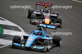 Calan Williams (AUS) Jenzer Motorsport. 01.08.2020. FIA Formula 3 Championship, Rd 4, Silverstone, England, Saturday.