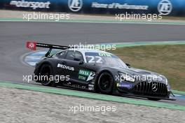 Lucas Auer (AUT) (WINWARD Racing - Mercedes-AMG GT3)   07.04.2021, DTM Pre-Season Test, Hockenheimring, Germany, Wednesday.