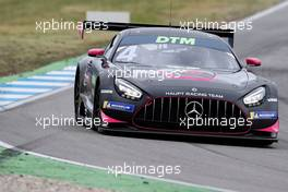 Maximilian Götz (GER) (Haupt Racing Team - Mercedes-AMG GT)  07.04.2021, DTM Pre-Season Test, Hockenheimring, Germany, Wednesday.