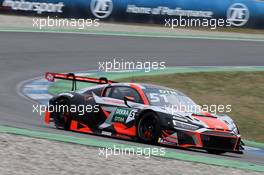 Nico Müller (SUI) (Rosberg - Audi R8 LMS GT3)   07.04.2021, DTM Pre-Season Test, Hockenheimring, Germany, Wednesday.