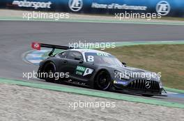 Daniel Juncadella (ESP) (GruppeM Racing  - Mercedes-AMG GT3)  07.04.2021, DTM Pre-Season Test, Hockenheimring, Germany, Wednesday.