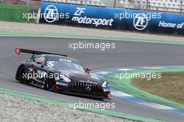 Vincent Abril (FRA) Haupt Racing Team - Mercedes-AMG GT)   07.04.2021, DTM Pre-Season Test, Hockenheimring, Germany, Wednesday.