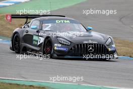 Arjun Maini (IND) (GetSpeed Performance - Mercedes-AMG GT3)   07.04.2021, DTM Pre-Season Test, Hockenheimring, Germany, Wednesday.