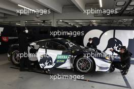 Alex Albon (AF Corse - Ferrari 488 GT3)  07.04.2021, DTM Pre-Season Test, Hockenheimring, Germany, Wednesday.