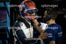 George Russell (GBR) Williams Racing. 27.03.2021. Formula 1 World Championship, Rd 1, Bahrain Grand Prix, Sakhir, Bahrain, Qualifying Day.