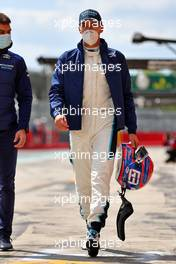 George Russell (GBR) Williams Racing. 17.04.2021. Formula 1 World Championship, Rd 2, Emilia Romagna Grand Prix, Imola, Italy, Qualifying Day.