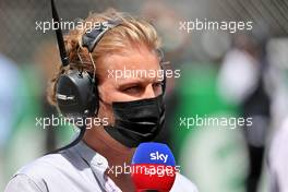 Nico Rosberg (GER) Spy Sports F1 on the grid. 02.05.2021. Formula 1 World Championship, Rd 3, Portuguese Grand Prix, Portimao, Portugal, Race Day.