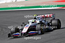 Mick Schumacher (GER) Haas VF-21. 02.05.2021. Formula 1 World Championship, Rd 3, Portuguese Grand Prix, Portimao, Portugal, Race Day.