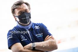 Jost Capito (GER) Williams Racing Chief Executive Officer. 12.03.2021. Formula 1 Testing, Sakhir, Bahrain, Day One.