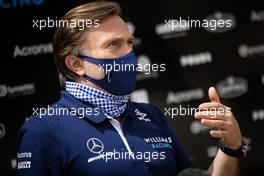 Jost Capito (GER) Williams Racing Chief Executive Officer. 13.03.2021. Formula 1 Testing, Sakhir, Bahrain, Day Two.